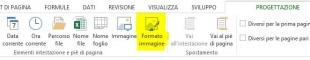 Cliccate sull'icona per aprire la finestra di dialogo Formato immagine
