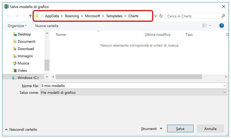 Excel come creare un grafico in excel excel academy - Creare finestra popup ...