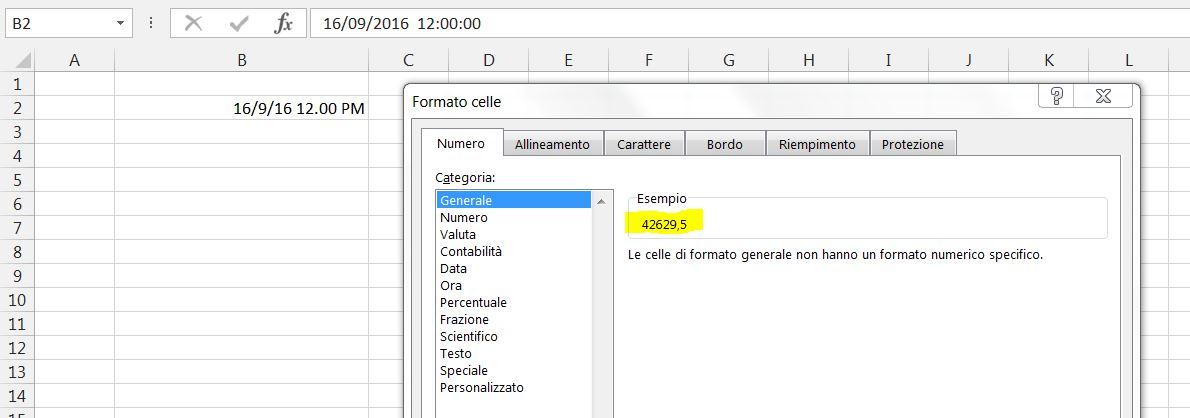 Calendario Solo Numeri.Come Cambiare Il Formato Delle Date In Excel E Creare