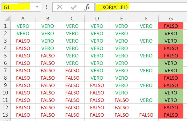 la-funzione-xor-con-condizioni-multiple