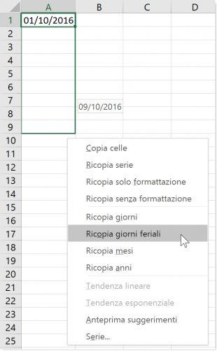 Excel come inserire le date in excel excel academy - Un altro modo per dire porta ...