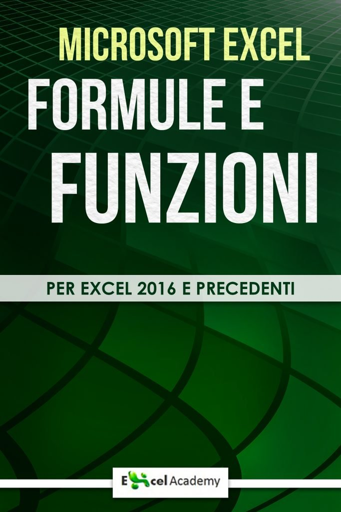 Formule e Funzioni di Excel