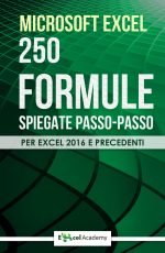 250 Formule spiegate passo-passo
