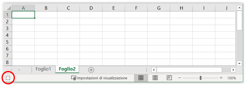 Registrare una macro in Excel 3