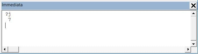 Il Visual Basic Editor di Excel 8