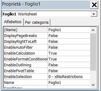 Il Visual Basic Editor di Excel 6